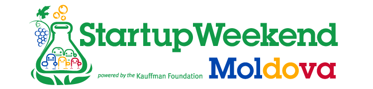 Startup Weekend Moldova Logo